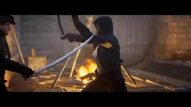 میکس موسیقی call of duty mw3 با Assassin's creed unity