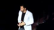 کنسرت سیروان خسروی در گرگان  واجرای آهنگ بازم بتاب