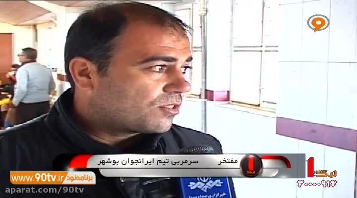 نظر مربیان درباره ی حضور بازیکنان خارجی در فوتبال ایران