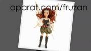 عروسک زارینا - تینکربل و پری دزد دریایی