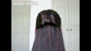 مدل موی 2104 و حرفه ای برای درخشش در مهمانی ها