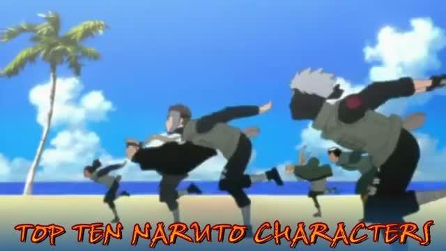 ده شخصیت محبوب itachi 14 در انیمه ناروتو شیپودن . پسر