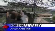 درگیری آمریکایی ها با طالبان...