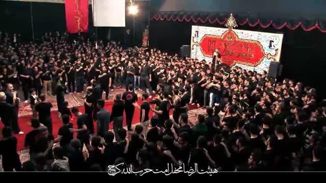کربلایی محمدشعبانپور واحدشب هفتم(خشکه لبات،کاشکی بارون)