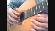 تمرین سه جلسه یک آموزش رایگان گیتار
