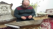 آهنگ مهتاب هایده از انوشیروان روحانی با سنتور علی نوری