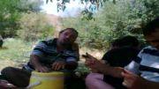 یک روز تابستانی در طالقان