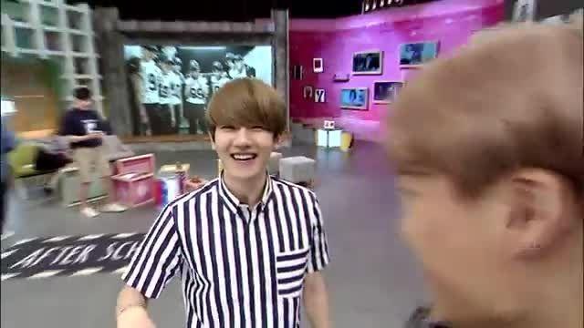 پیش نمایش after school club باحضور exo kai and baekhyun
