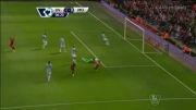 گل های بازی لیورپول 3 - 2 منچستر سیتی