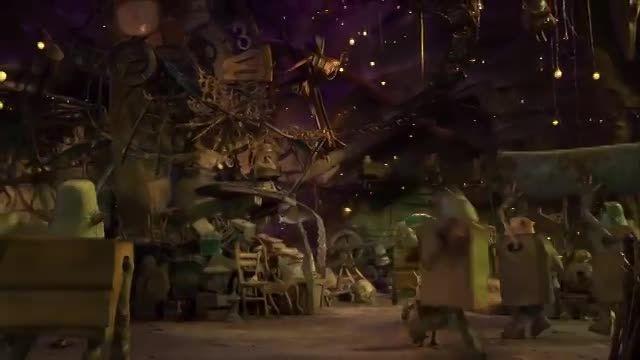 تریلر انیمیشن The Boxtrolls عرورسک های جعبه ای