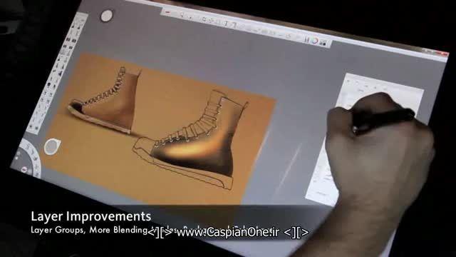 Autodesk Sketchbook Pro 2015