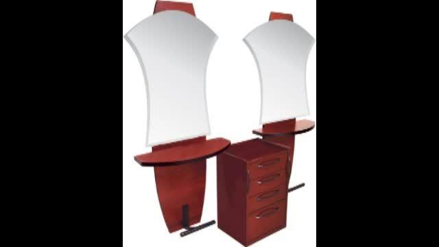 صندلی آرایشی - صندلی کوپ - دکوراسیون آرایشگاهی