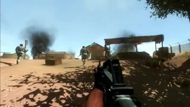 بازی مبارزه در خلیج عدن
