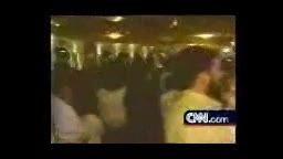 فرو رفتن مردم در زمین هنگام رقصیدن...
