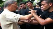 آموزش چی سائو توسط استاد بزرگ ایپ چینگ پسر ایپ من - وینگ چون