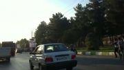 کرمانشاه یک روز قبل از سفر رهبر