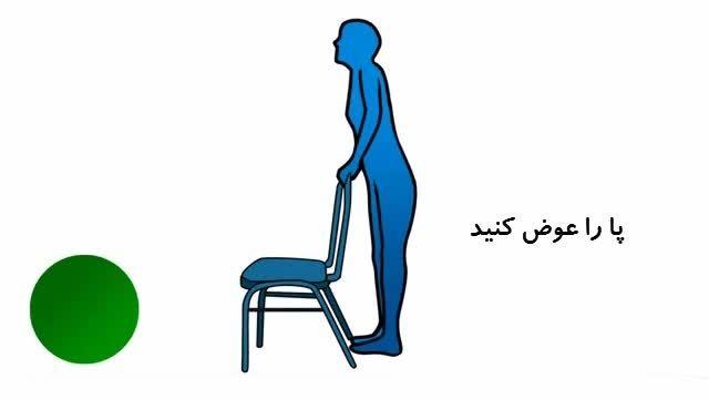 یک دقیق ورزش برای کاهش درد کمر