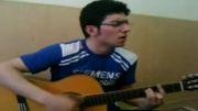 کلیپ زیبای گیتار آهنگ دیگه دیره ....