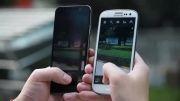 مقایسه گوشی zopo c2 با iphone 5 وگلگسی s4 و تست مقاومت c2