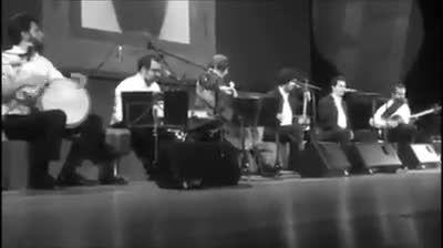 همایون شجریان - اجرای زنده صنما جشن نوروز94 دریونسکو