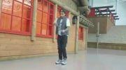رقص خارق العاده پسر 12 ساله!!