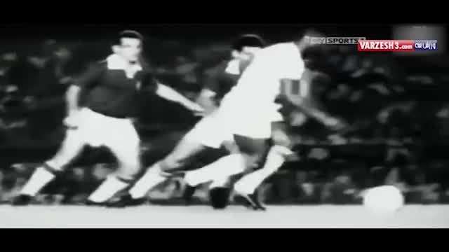 تکنیکی ترین بازیکنان تاریخ فوتبال
