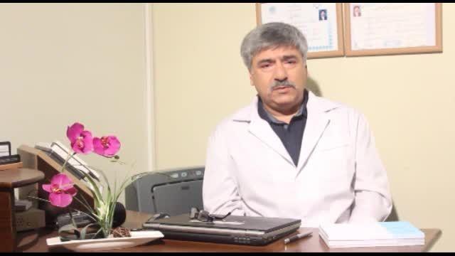 دکتر سیامک مرادیان- ضایعات بیماری دیابت بر روی شبکیه -1