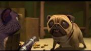 کلیپی دیگر از انیمیشن Nut Job 2014