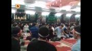 عزاداری شیعیان افغانستانی در سوئد به مناسبت ایام محرم