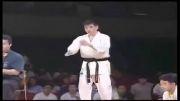 لحظات استثنایی ودیدنی از ضربات هیزا گری در کیوکوشین کاراته