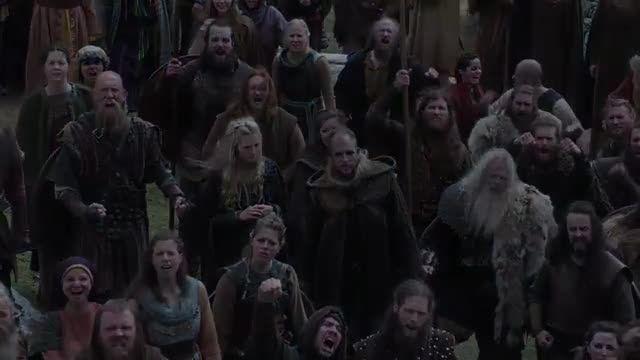 تریلر فصل چهارم سریال Vikings