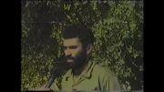 مصاحبه با رزمندگان زنجانی/مصاحبه با سید مسعود حسینی و شهید کمال قشمی