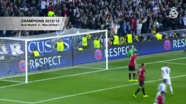 برترین گل های کریستیانو رونالدو در رئال مادرید