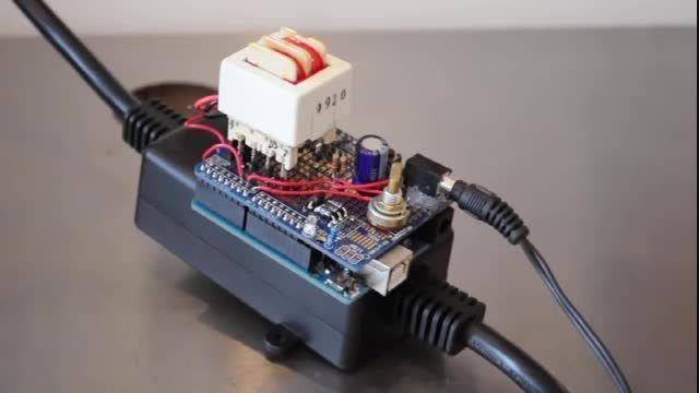 ساخت دستگاه جوش نقطه ای با پرینتر سه بعدی