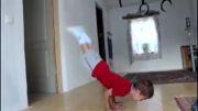 پسر ورزشکار