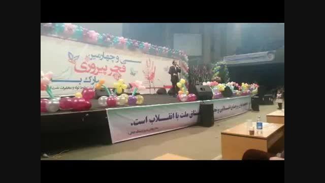 شومنی و کمدین های حسن ریوندی در تهران - خنده دار