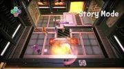 گیم پلی جدید از بازی Tiny Brains