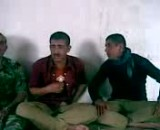 هنرمند خوش صدا کرد سجاد صیدی در بین سربازان کرمانشاهی