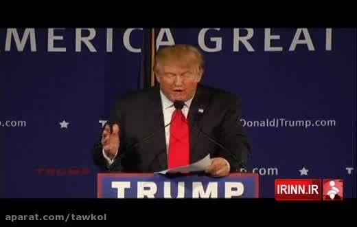 واکنش جهانی به اظهارات اسلام ستیزانه دونالد ترامپ