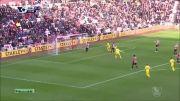 خلاصه بازی ساندرلند 0-1 لیورپول