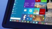 نگاه اولیه به قابلیت های ویندوز 10