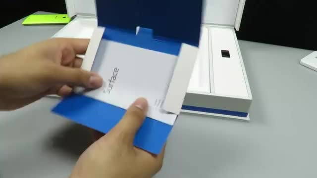 جعبه گشایی Surface Book