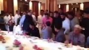 اشتی سلمان خان و شاهرخ خان بعد از پنج سال