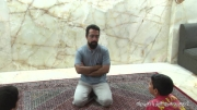آموزش گوشه درآمد آواز دشتی (مذهبی) توسط متین رضوانی پور