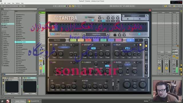دانلود رایگان یک مولتی افکت Dmitry Sches - Tantra 1.00