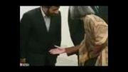 تفاوت احمدی نژاد با خاتمی در یک نگاه