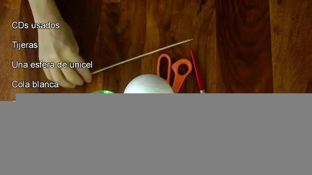 آموزش ساخت گوی درخشان RoboCreativity.ir