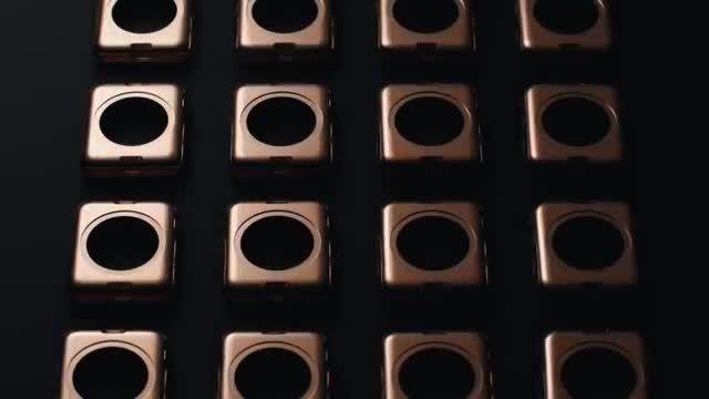 ویدیوی تبلیغاتی اپل واچ ادیشن