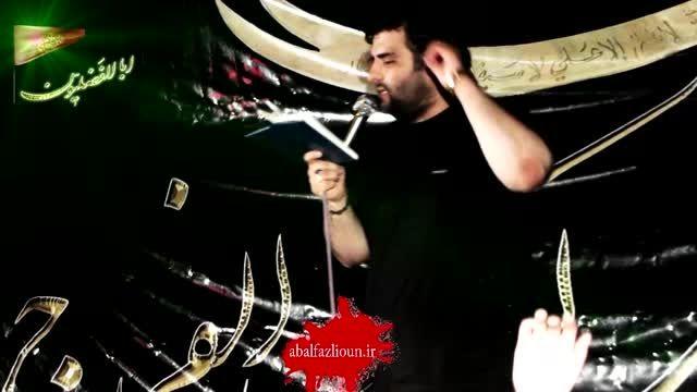 محسن صائمی - واحد شلاقی بسیار زیبا علی یا عی حیدر
