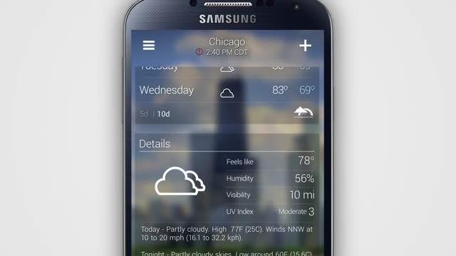 Weather هواشناسی